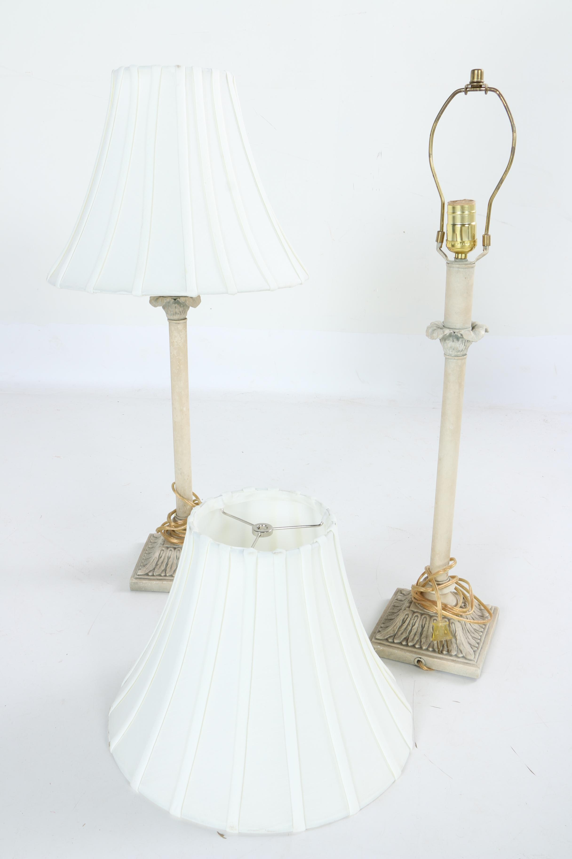 Buds Auto Sales >> Shabby Chic Home Decor Including Table Lamps : EBTH