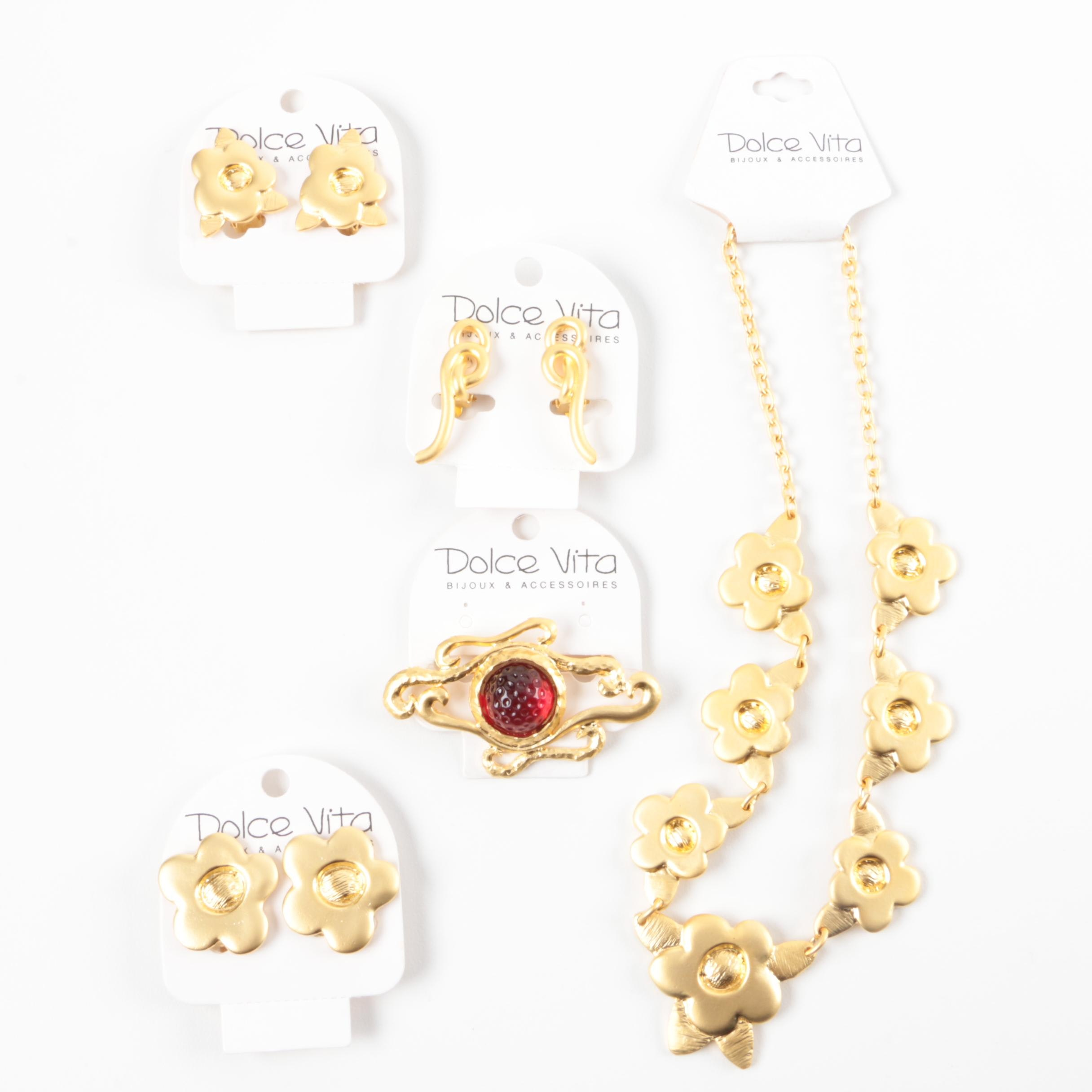 Collection of Dolce Vita Jewelry