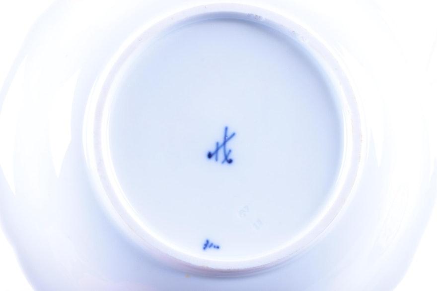 Art dating royal copenhagen porcelain thimble 6