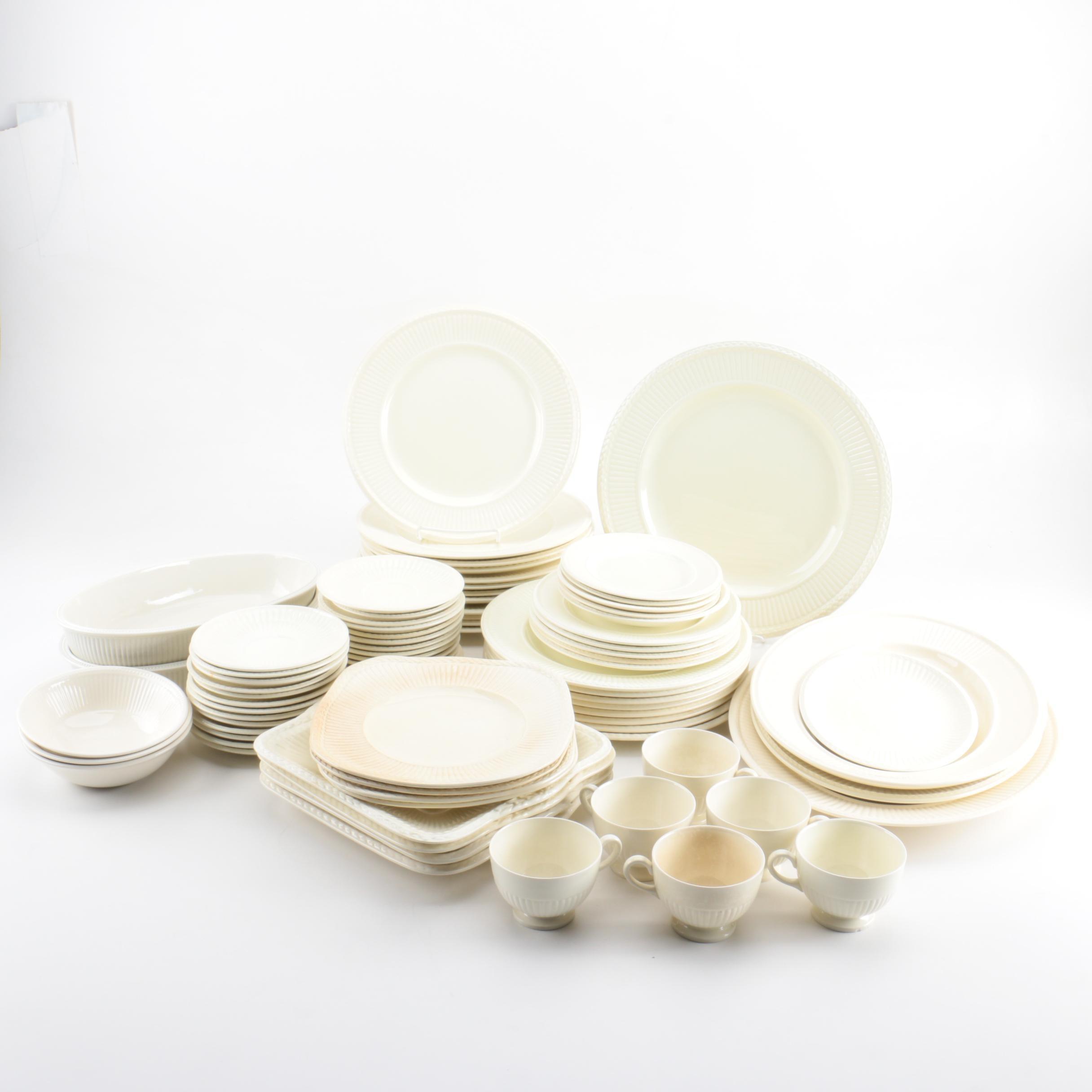 Wedgwood  Edme  and  Windsor  Porcelain Dinnerware ...  sc 1 st  EBTH.com & Wedgwood