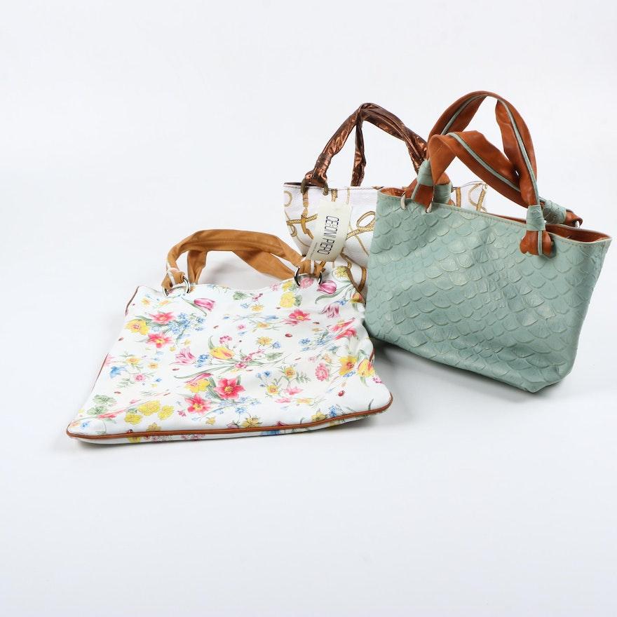 Cecconi Piero Leather Handbags