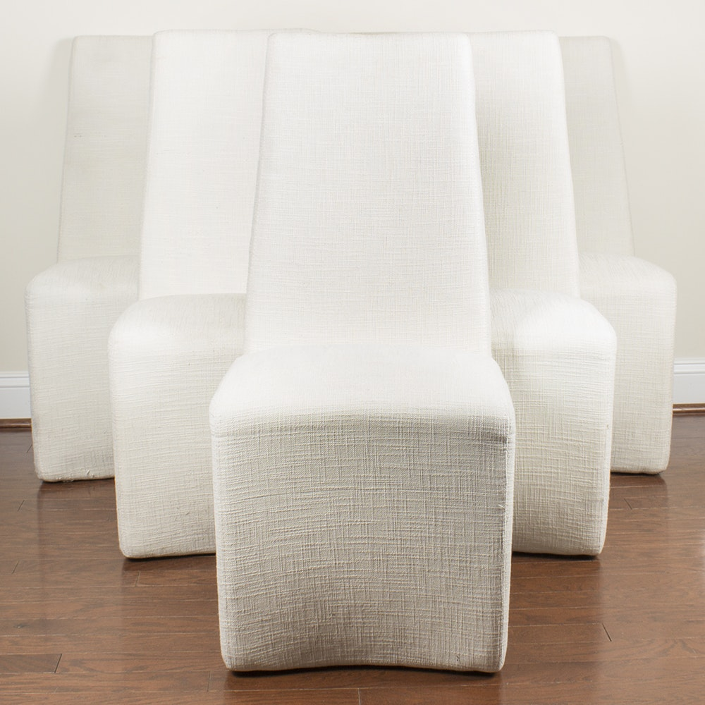 Modern Style Parson's Chairs by Ritz