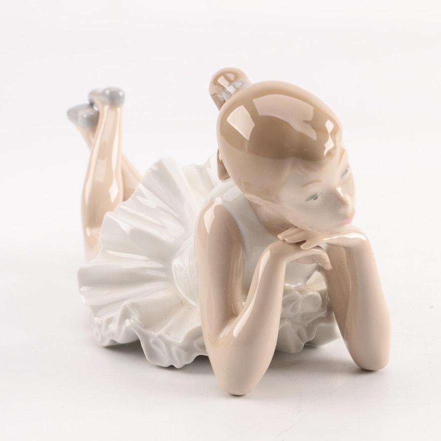 Nao by Lladro Ballerina Figurine