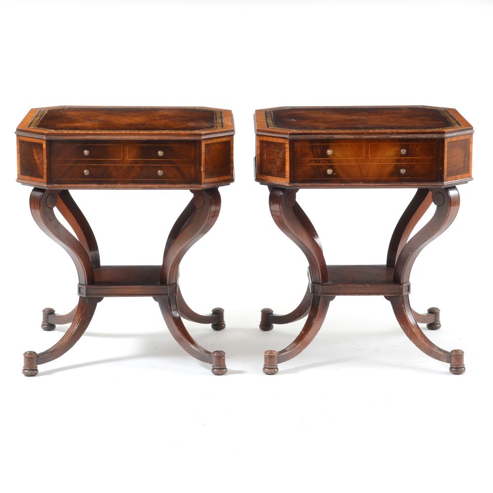 Vintage Weiman Heirloom Side Tables EBTH