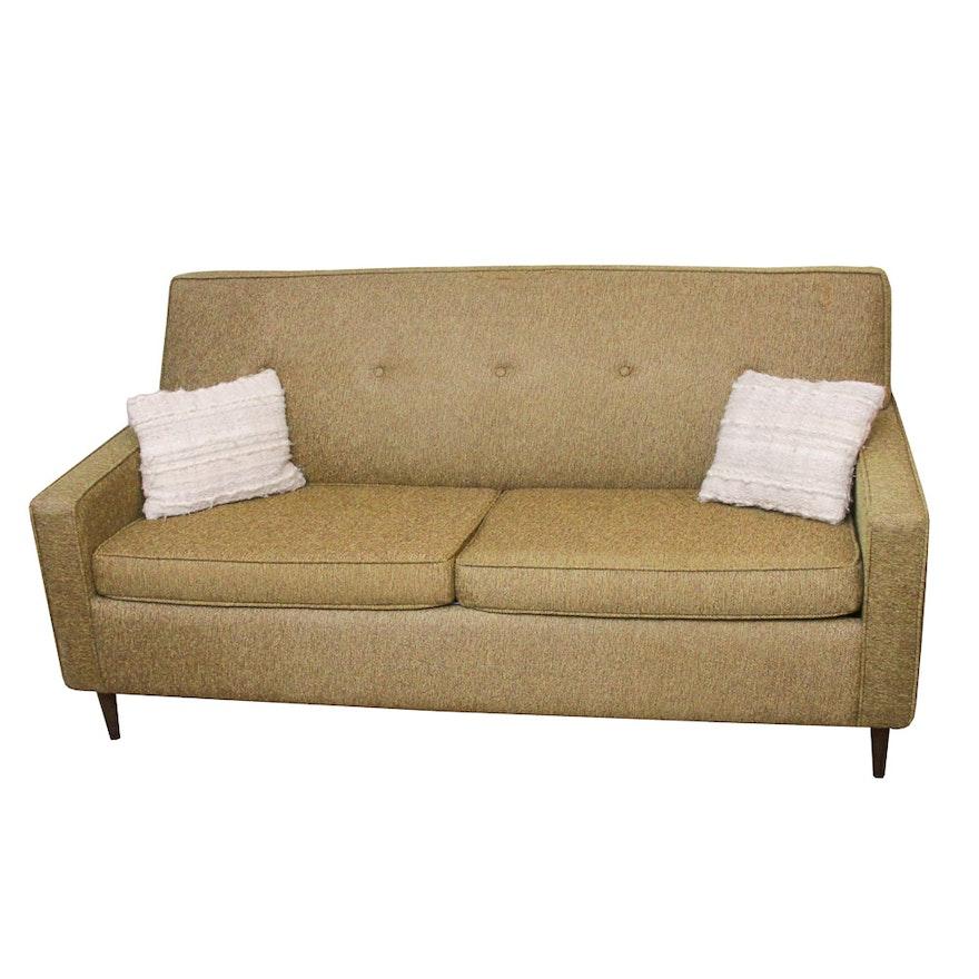 Mid Century Modern Sleeper Sofa Ebth