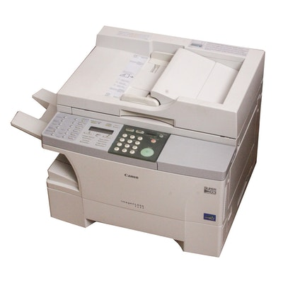 Cannon Image Cl D680 Copy And Fax Machine
