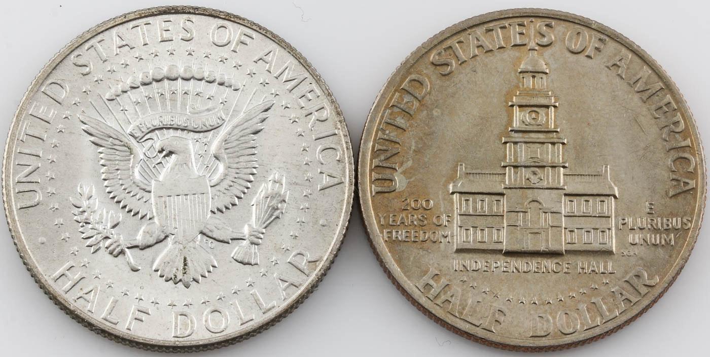 Group Of Ten Various American Coins Ebth