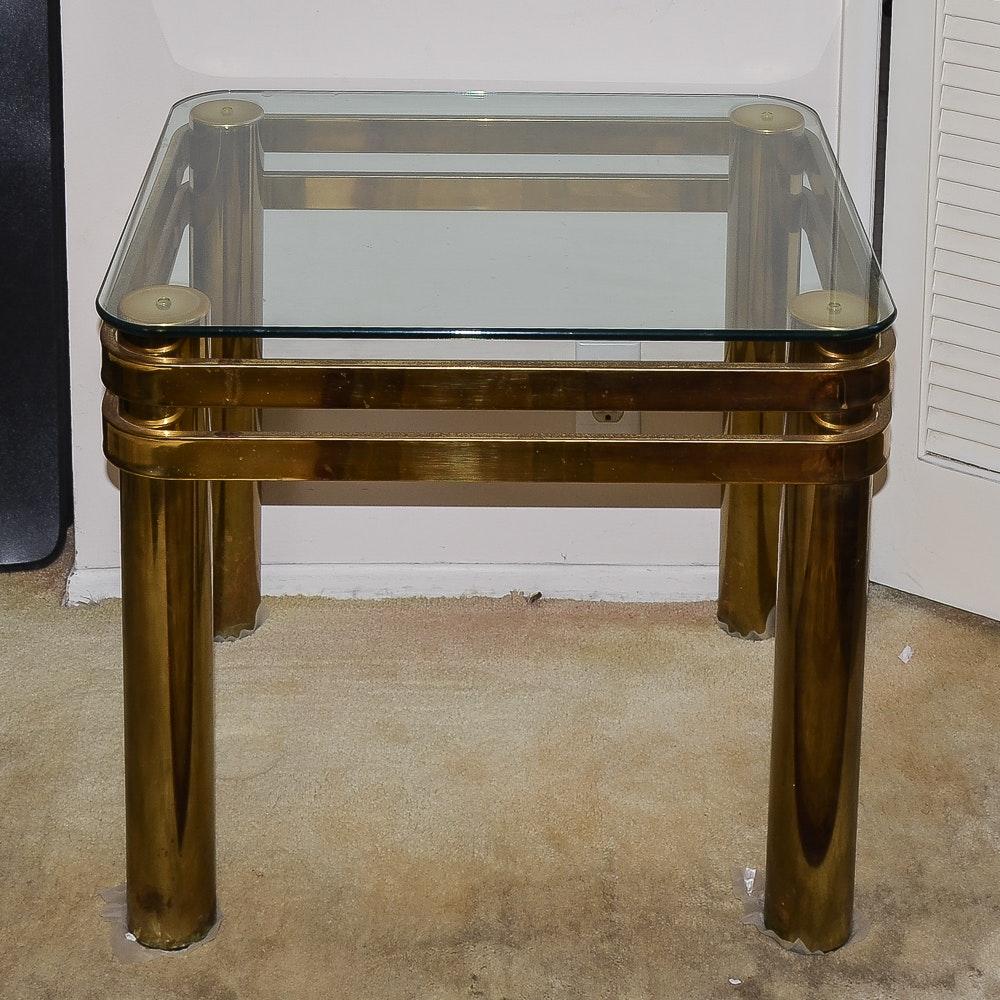 Regency Style End Table