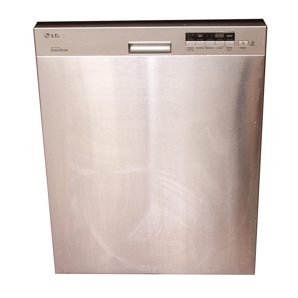 LG Front-Control Dishwasher