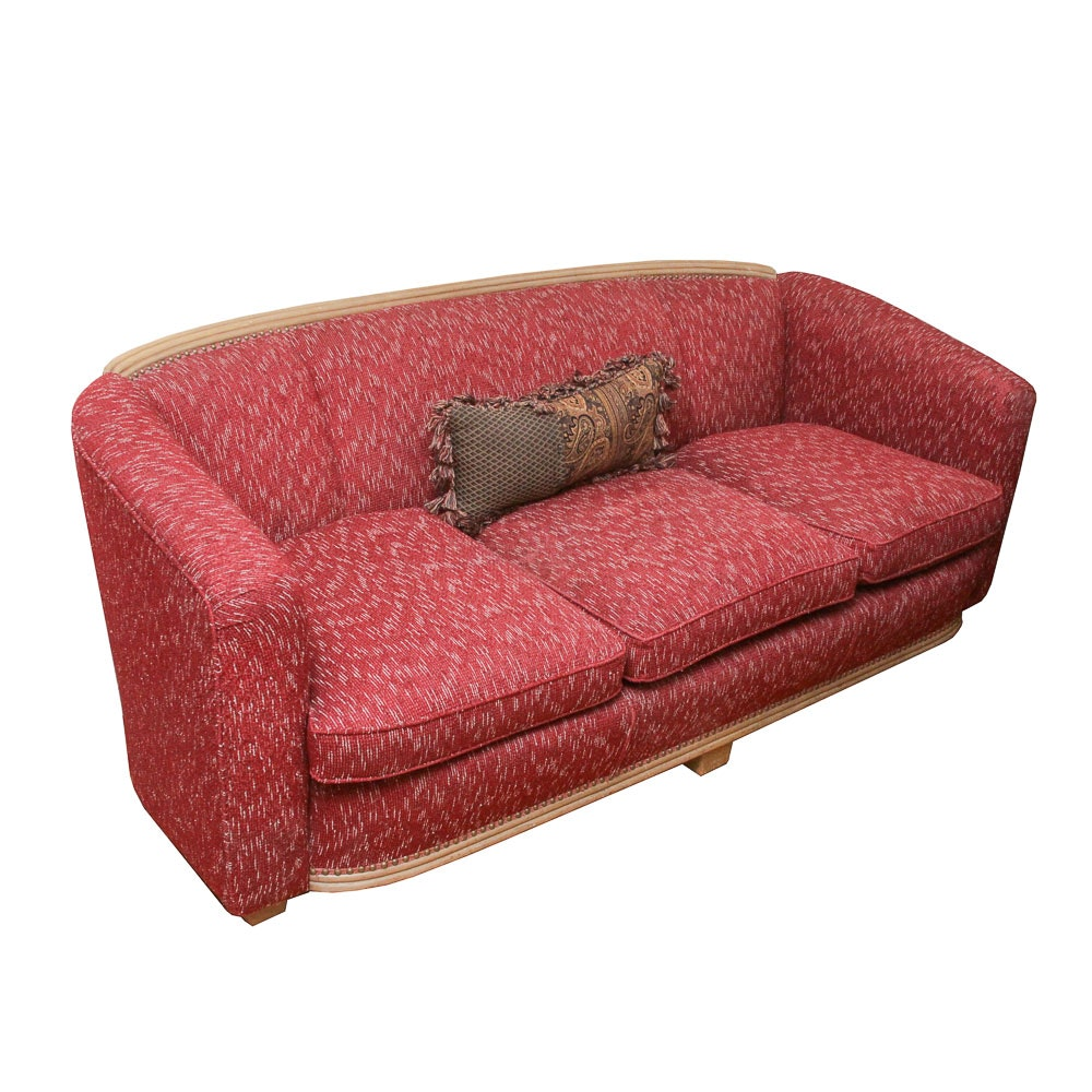 Contemporary Settee