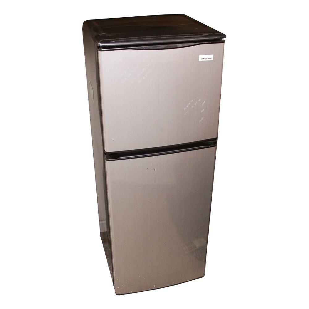 Magic Chef Top-Freezer Mini Refrigerator