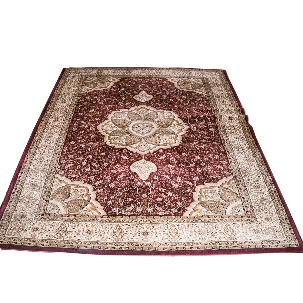 """Power-Loomed """"Elegance"""" Area Rug by Persian Weavers"""