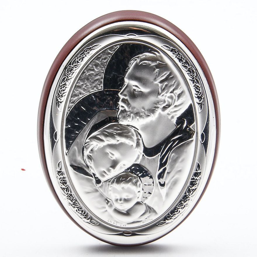 ASA Linea Italian Pressed Sterling Silver
