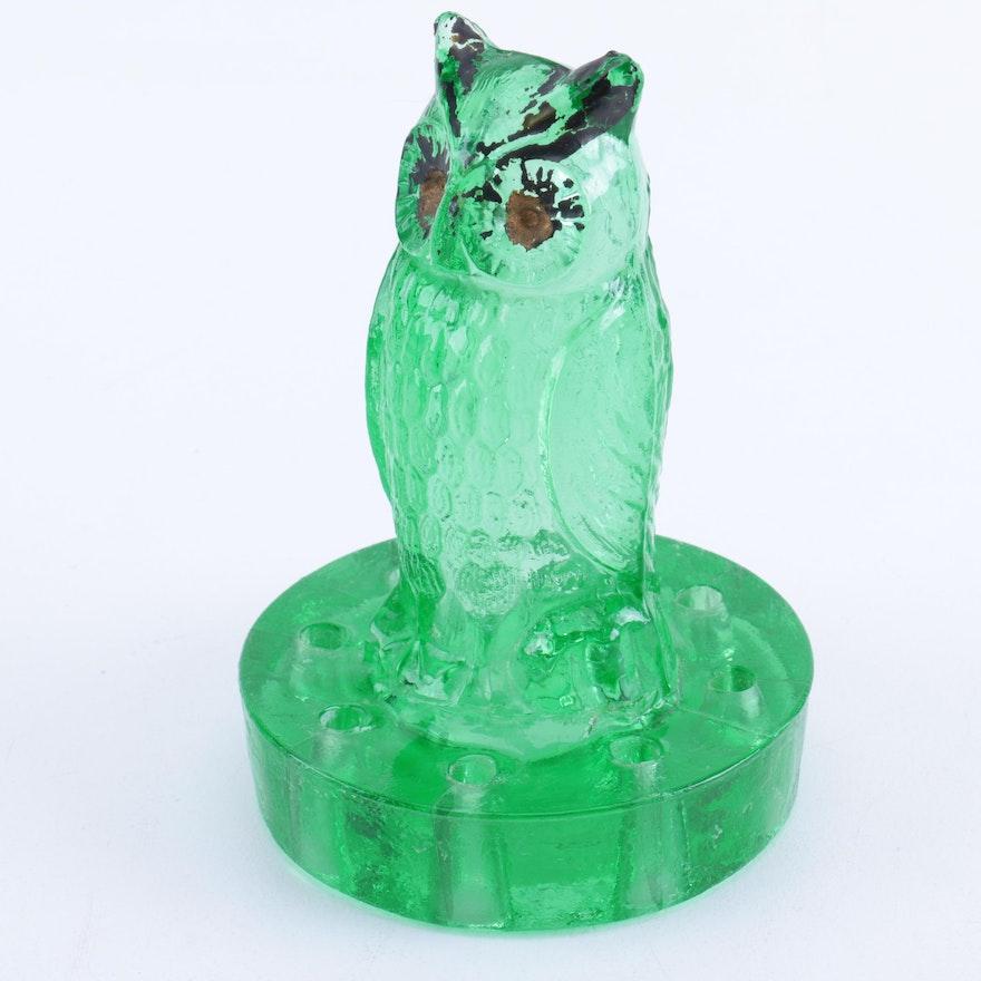 Vintage Green Depression Glass 65