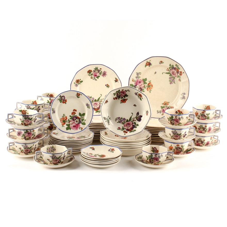 Royal Doulton Tableware, Circa 1912
