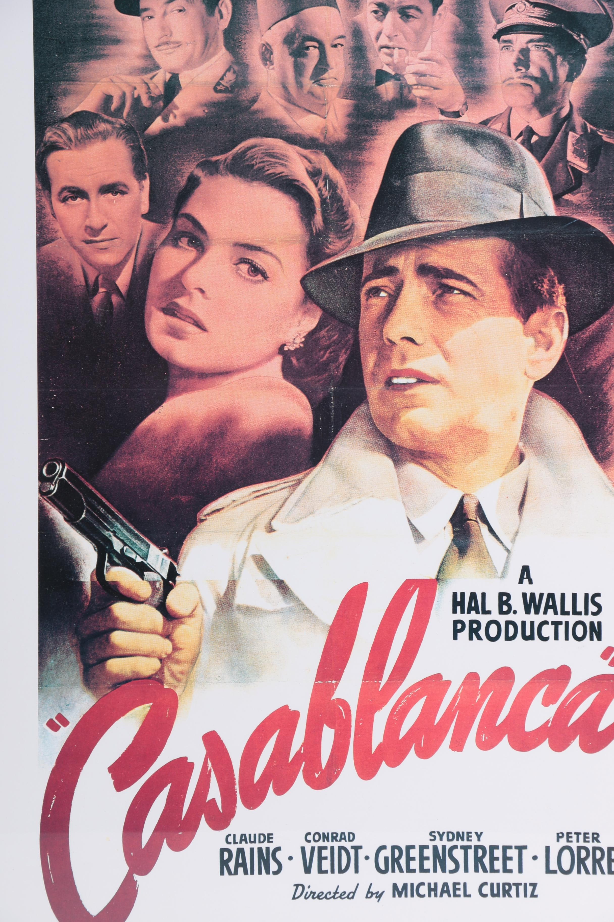 casablanca an historical movie essay Essay 1942, the year of the creation of one of the most historical movies known to date that movie, casablanca, based on the play everybody wants to go to rick's, still captivates audiences around the world the setting of the movie is casablanca, morocco during the second world war.