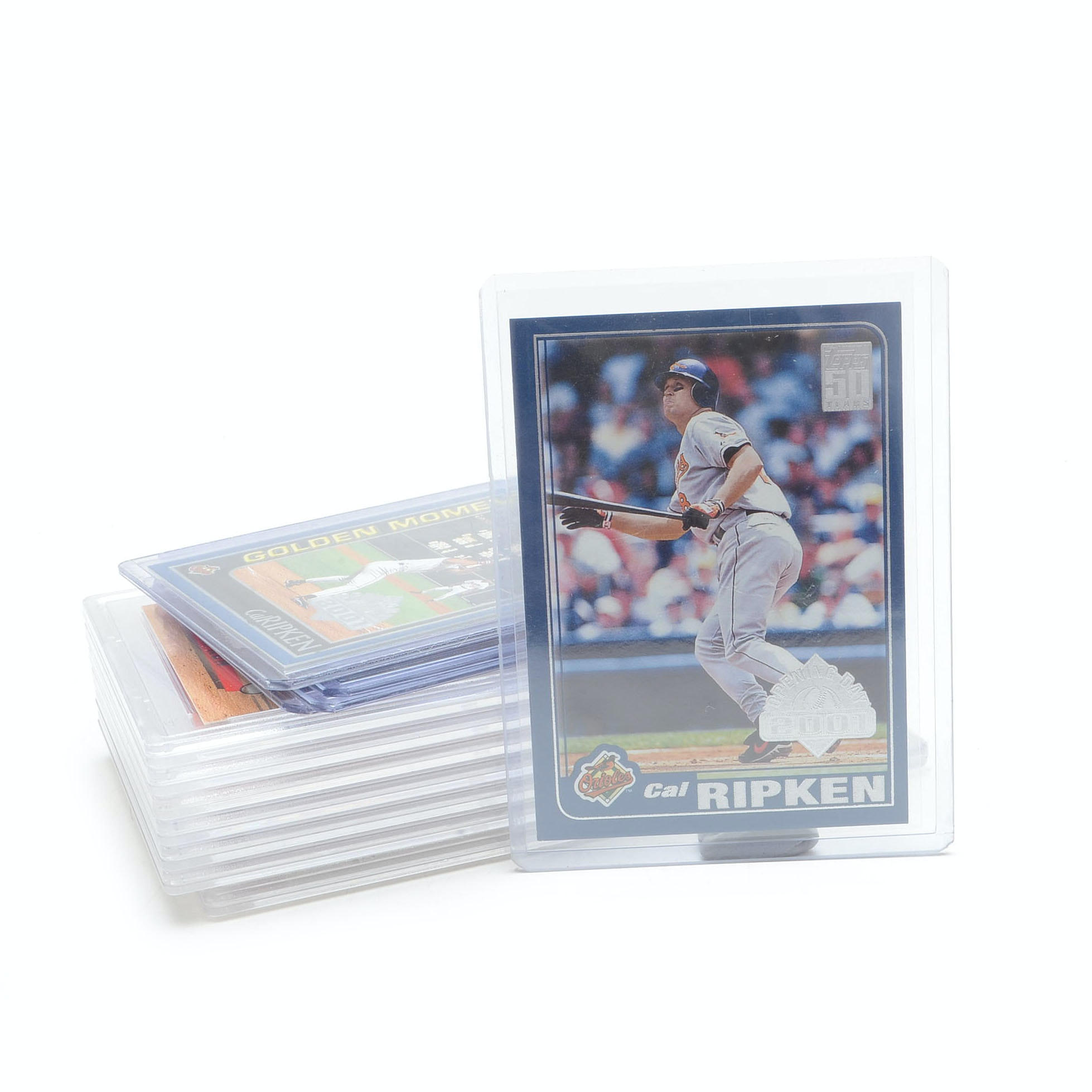 Cal Ripken Jr. Graded Cards with Other Cards