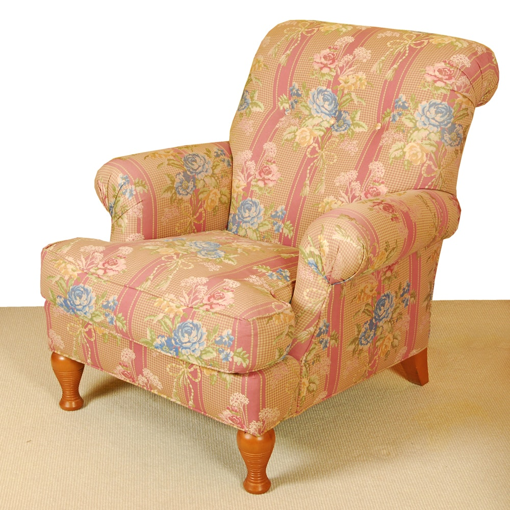 Upholstered Armchair by Pearson