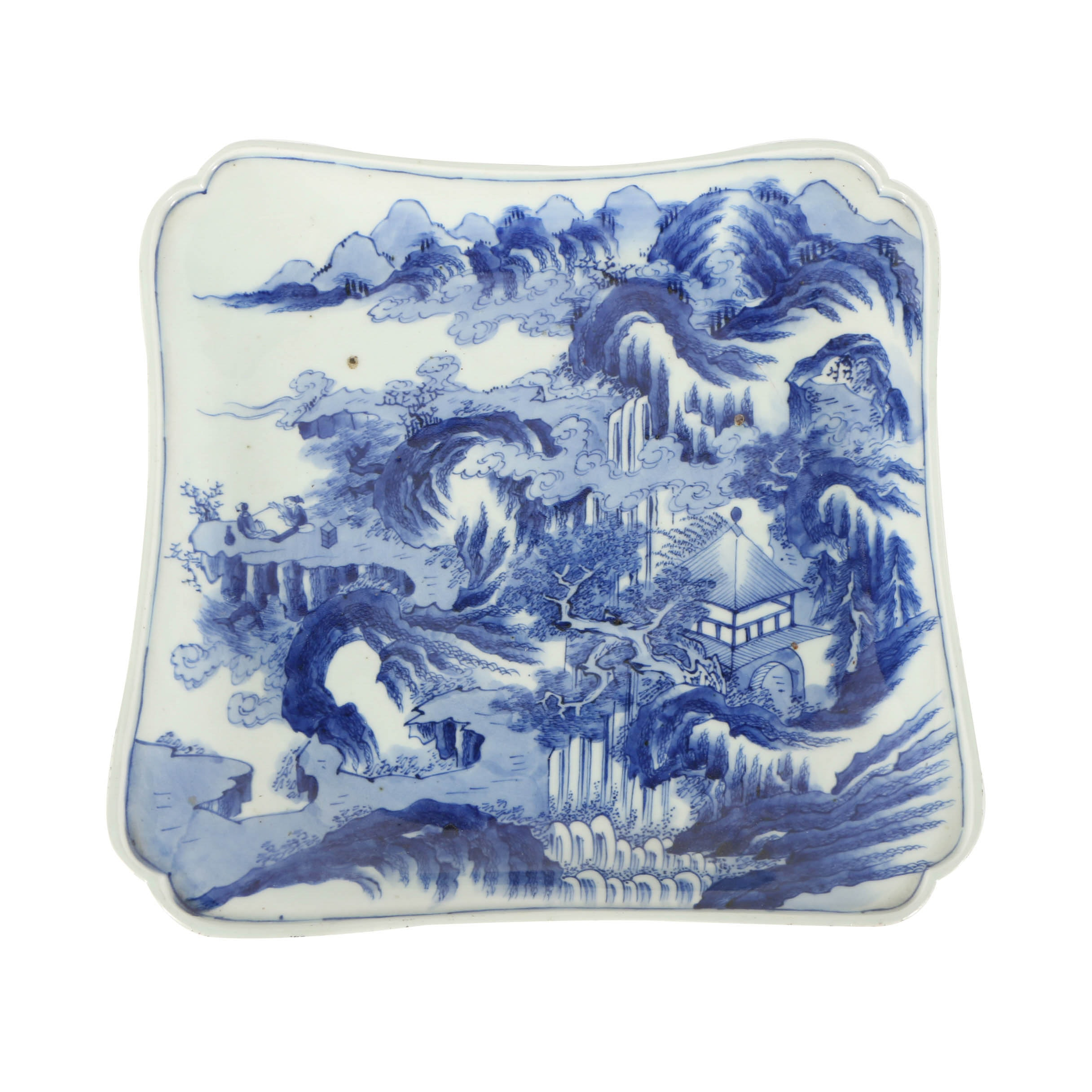 Japanese Decorative Platter