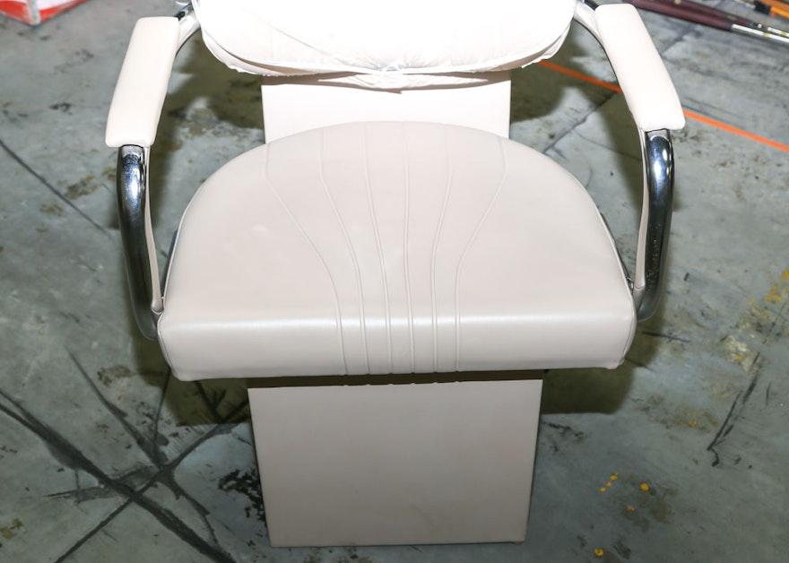 Vintage Quot Gemini Quot Salon Dryer Chair By Koken Ebth