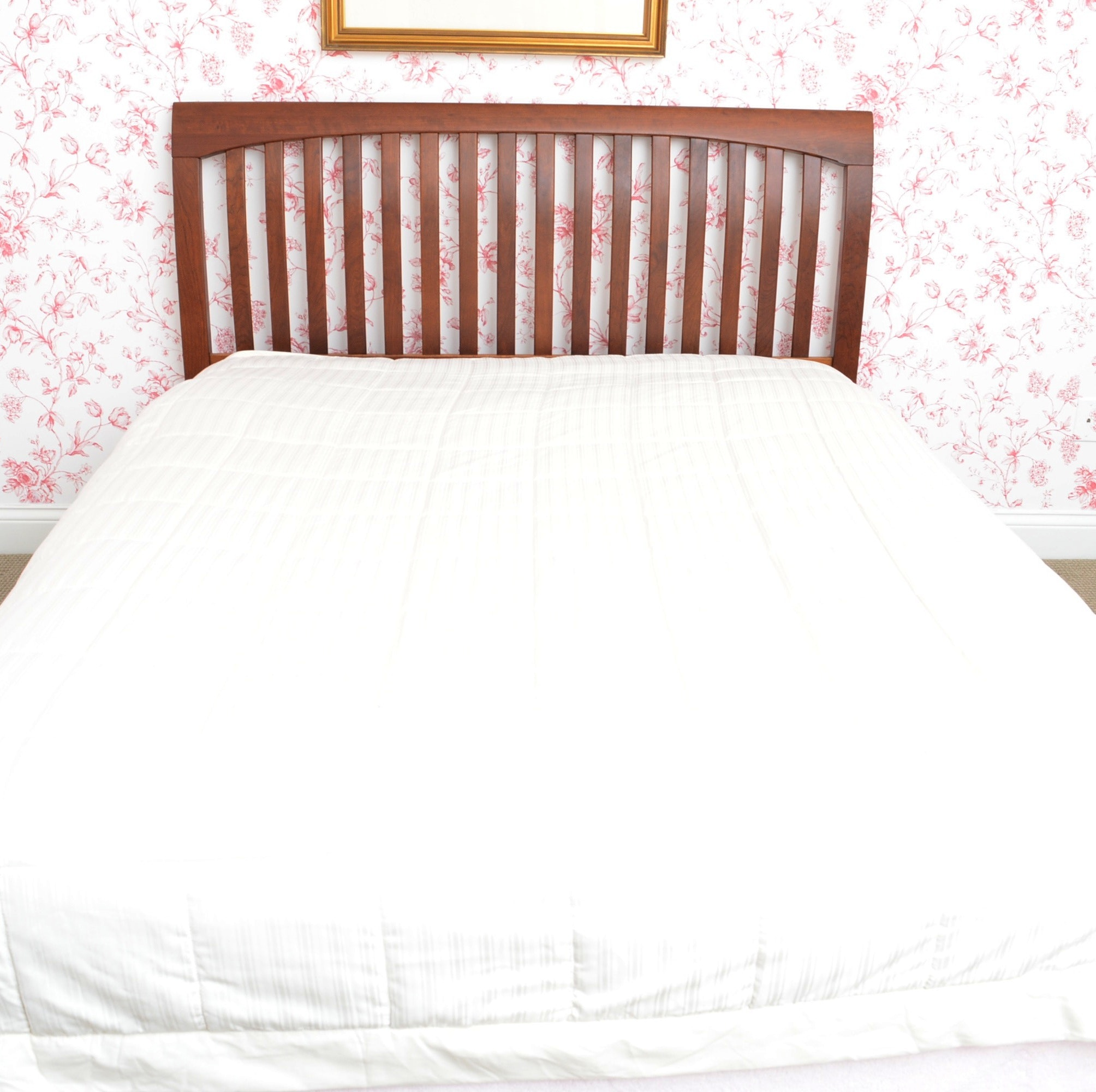 "Ethan Allen ""American Impressions"" Cherry Bed Frame"