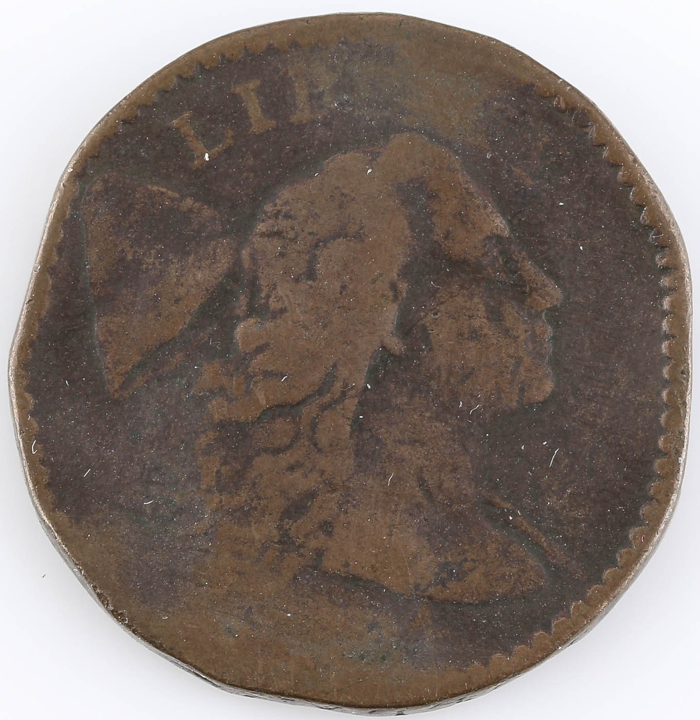 1794 Flowing Hair Liberty Cap Head of 1794 Large Cent