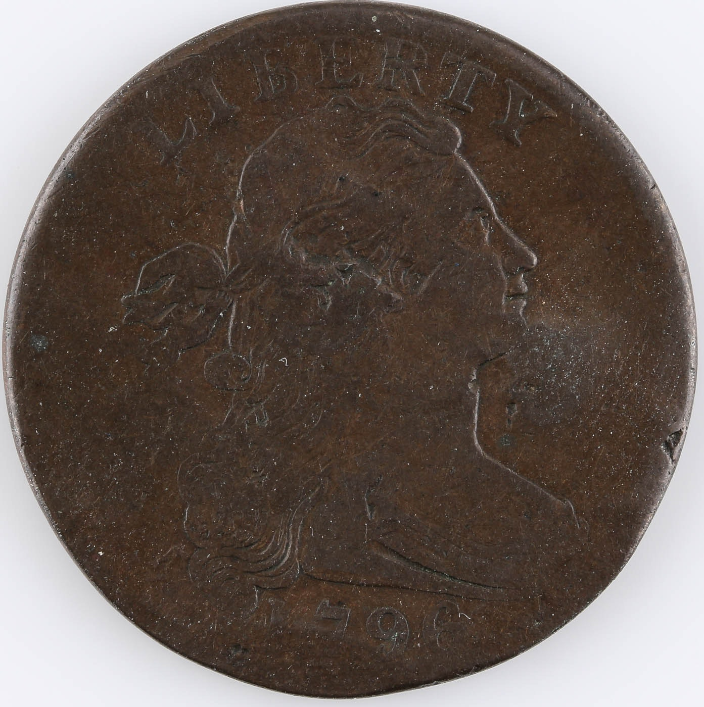 1796 Draped Bust Large Cent