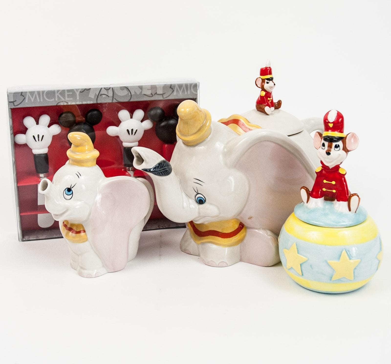 Vintage Disney Themed Decor