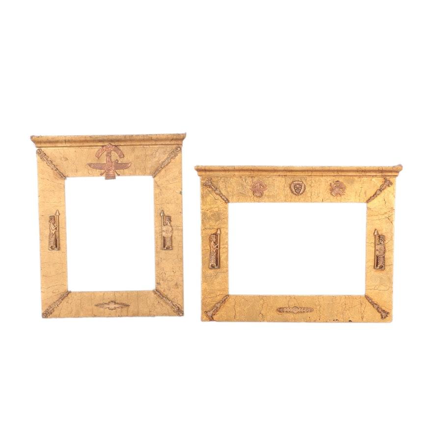 Gold-Tone Frames : EBTH