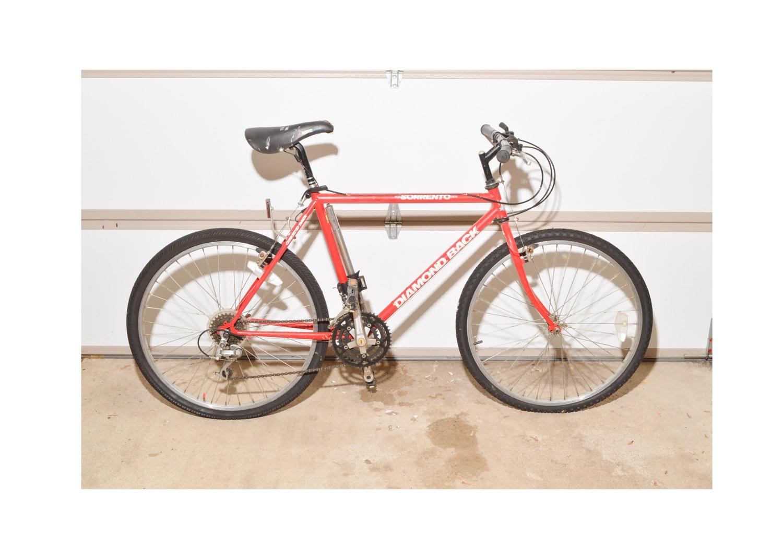 "Diamondback ""Sorrento"" Mountain Bike"