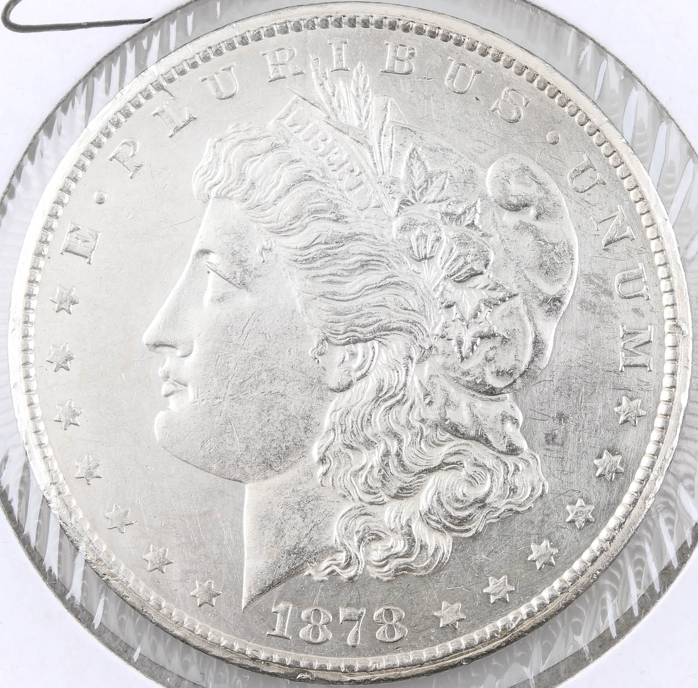 1878 Carson City Silver Morgan Dollar