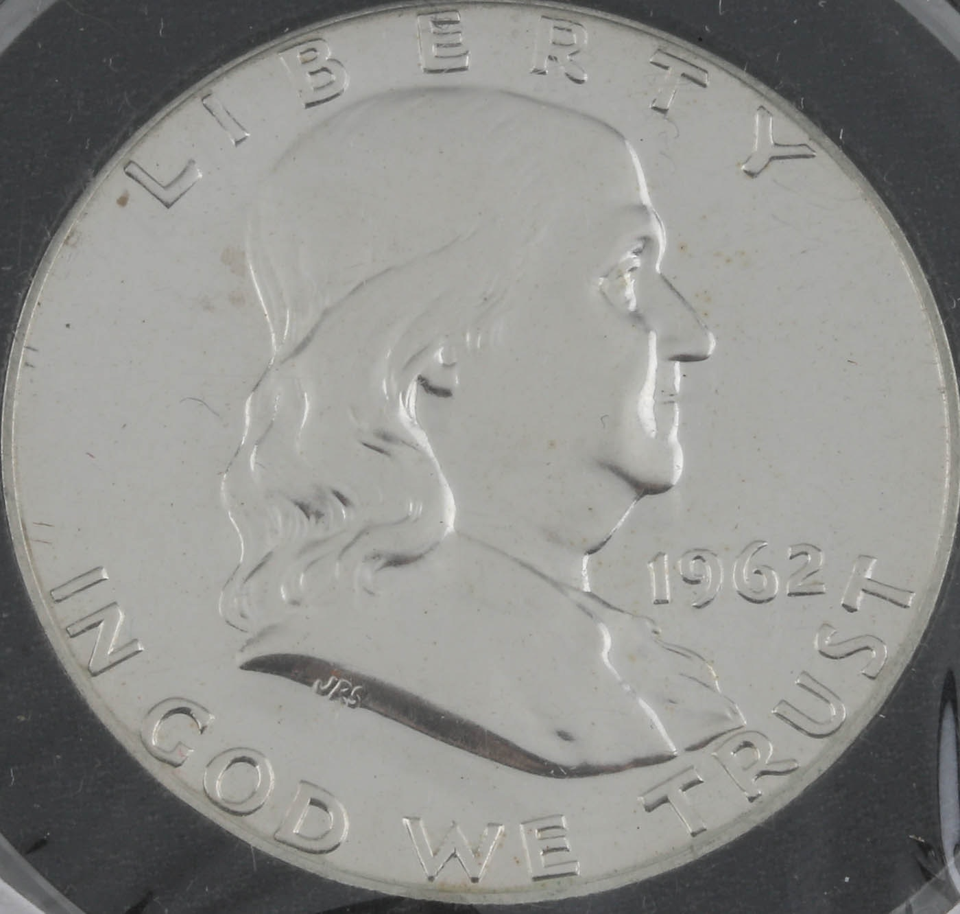 1962 Franklin Silver Half Dollar Proof Coin