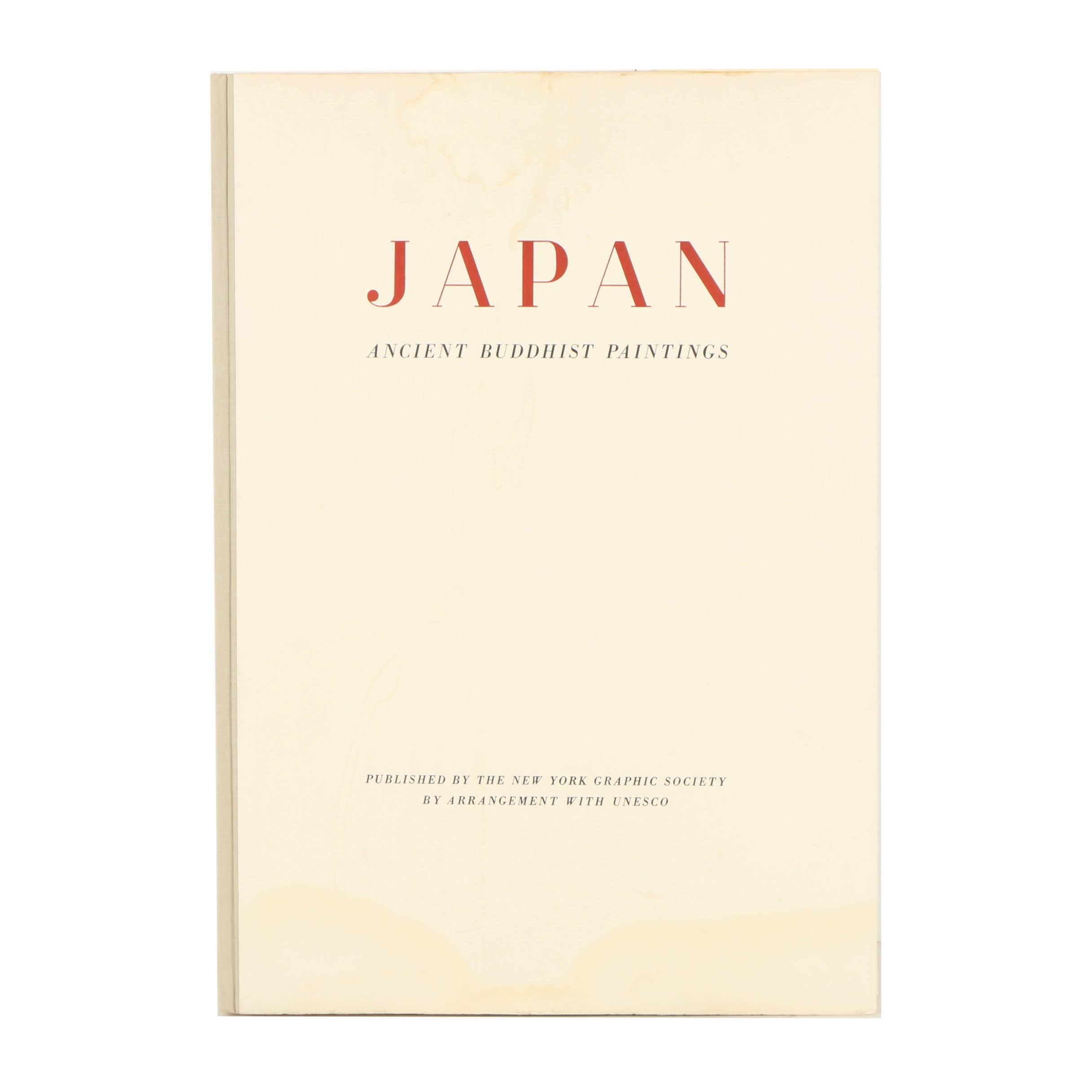 """Japan: Ancient Buddhist Paintings"""