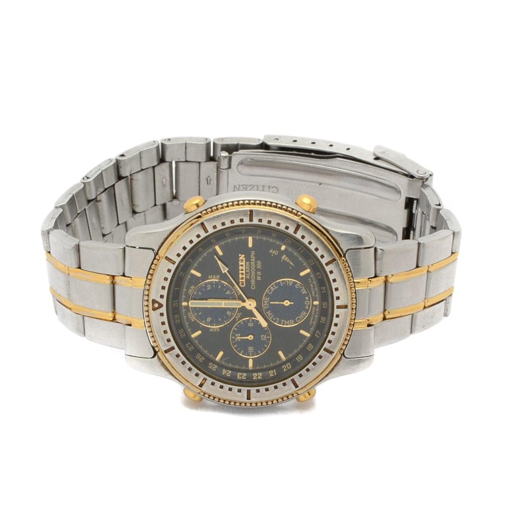 Citizen Chronograph Wristwatch