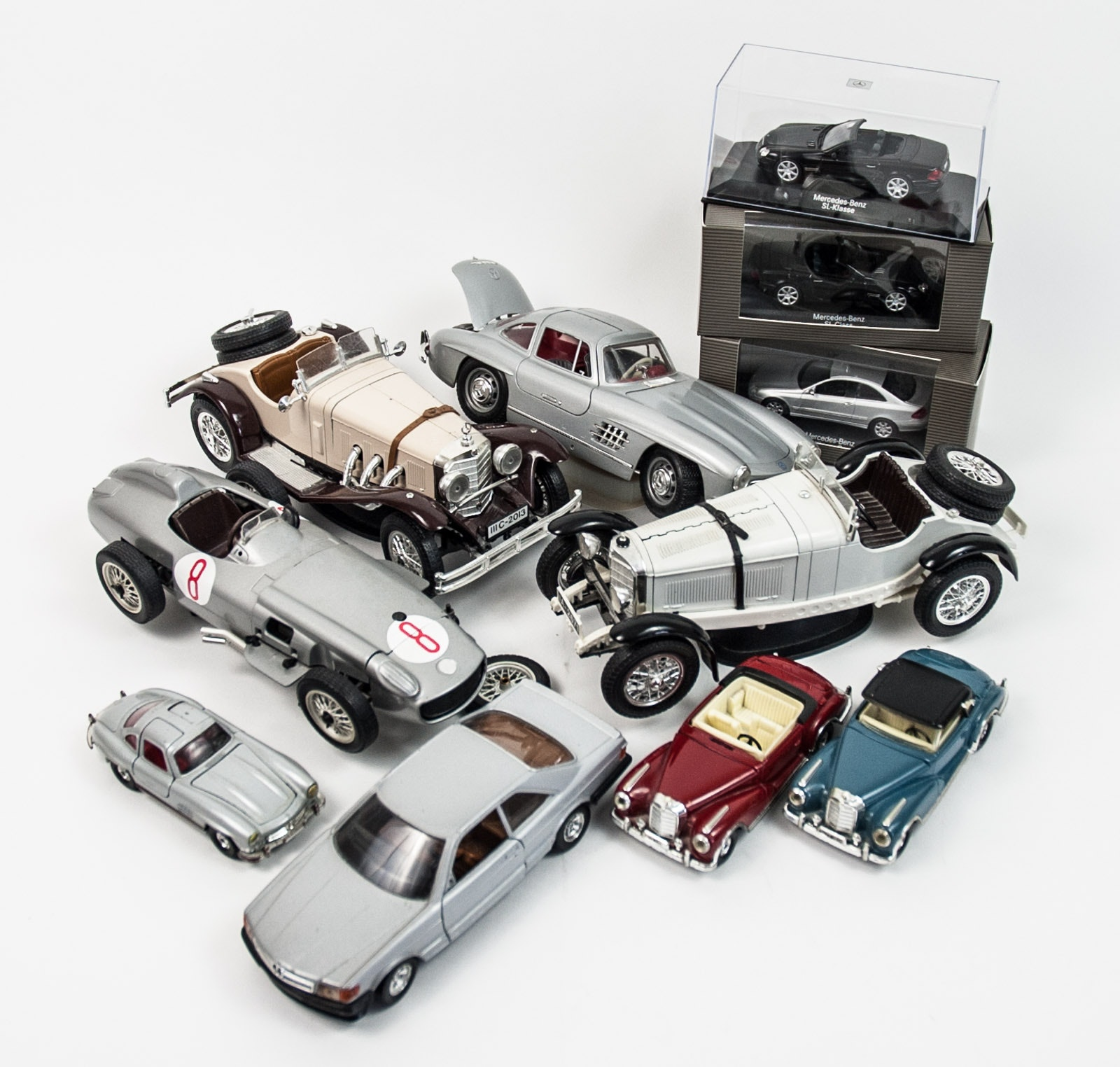 Die Cast Metal Miniature Cars