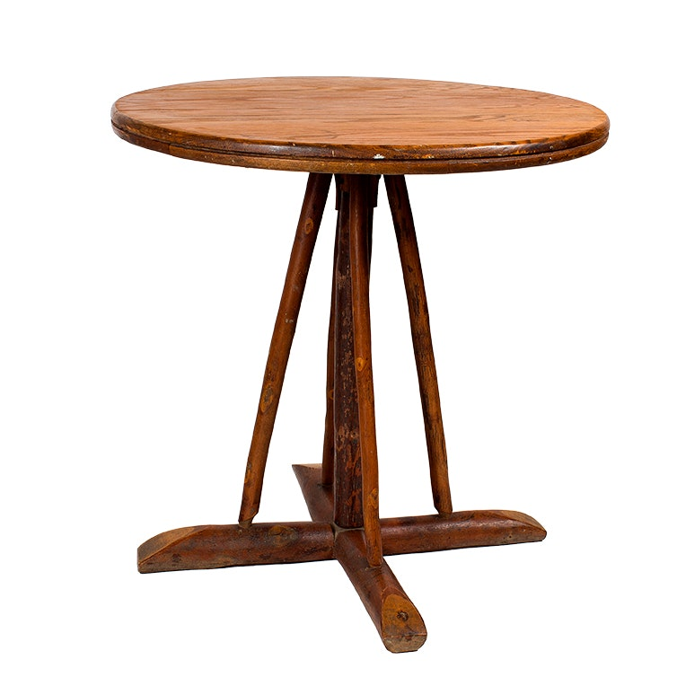 Old Hickory Rustic Table