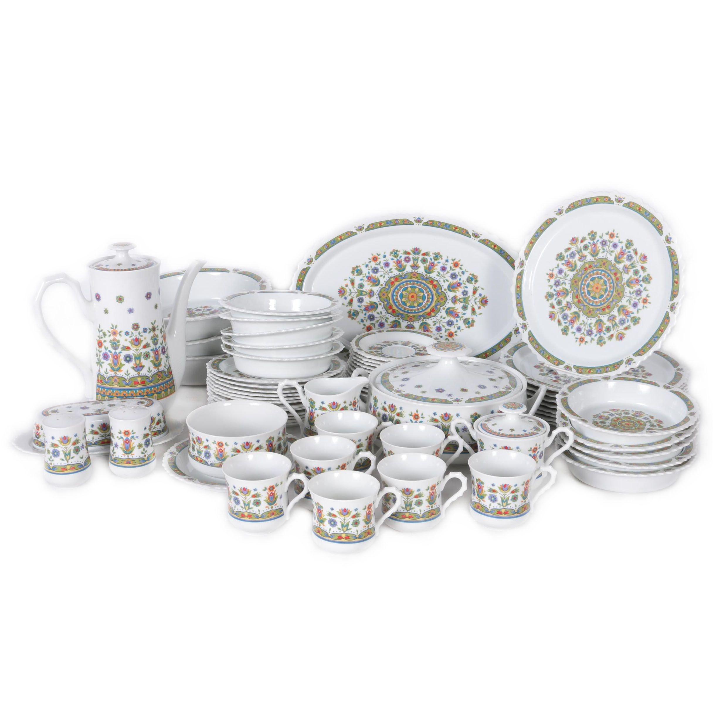 "Sango ""Hellespont"" Tableware"