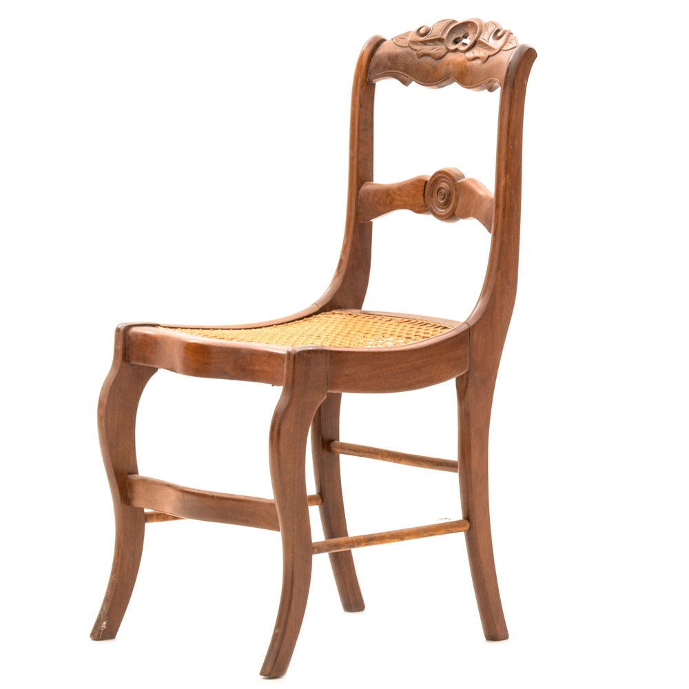 Victorian Side Chair ...