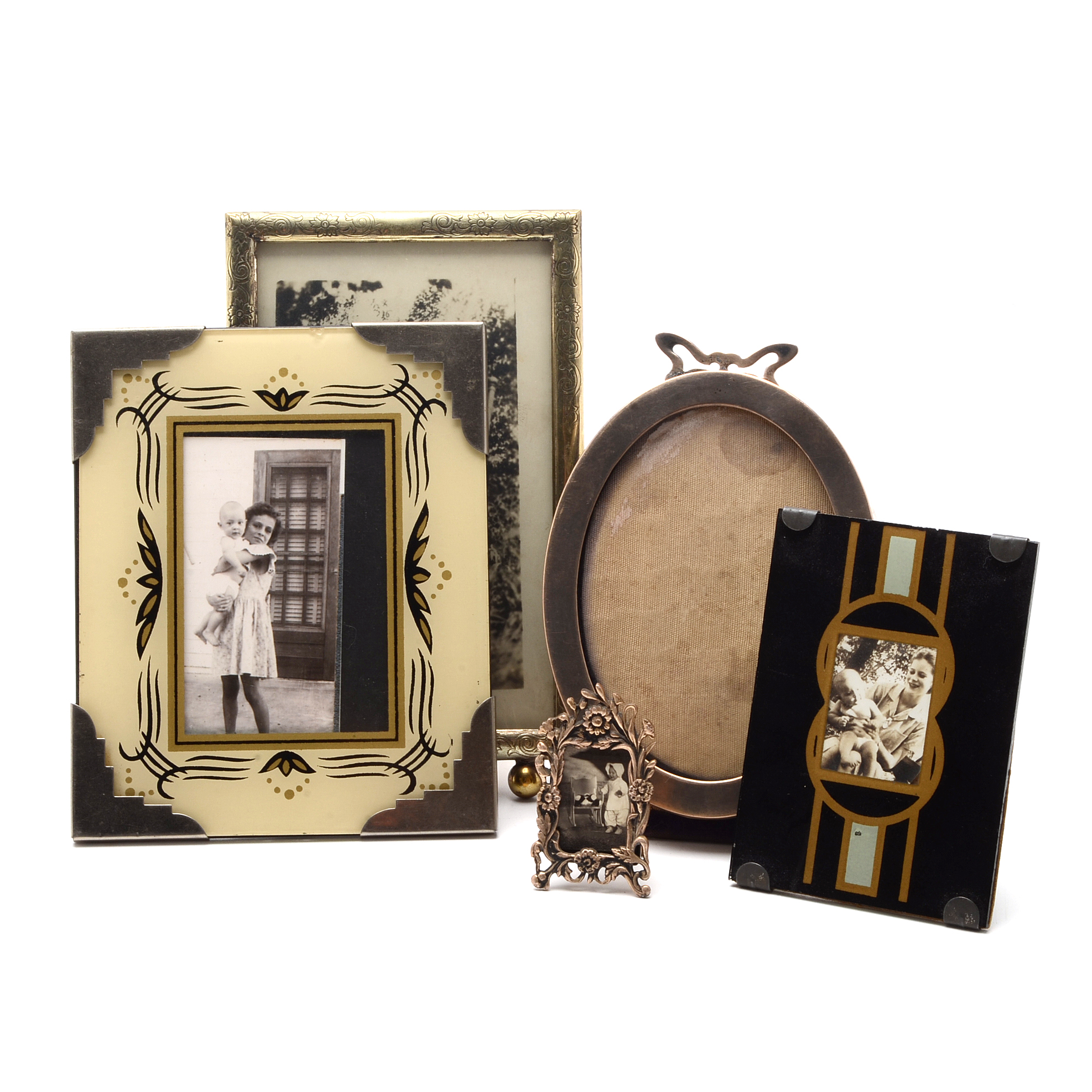 antique picture frames. Unger Brothers Sterling Picture Frame And Other Vintage Frames Antique H