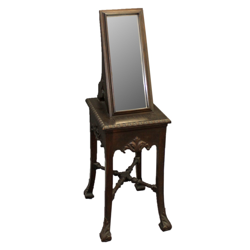 Victorian Shaving Stand
