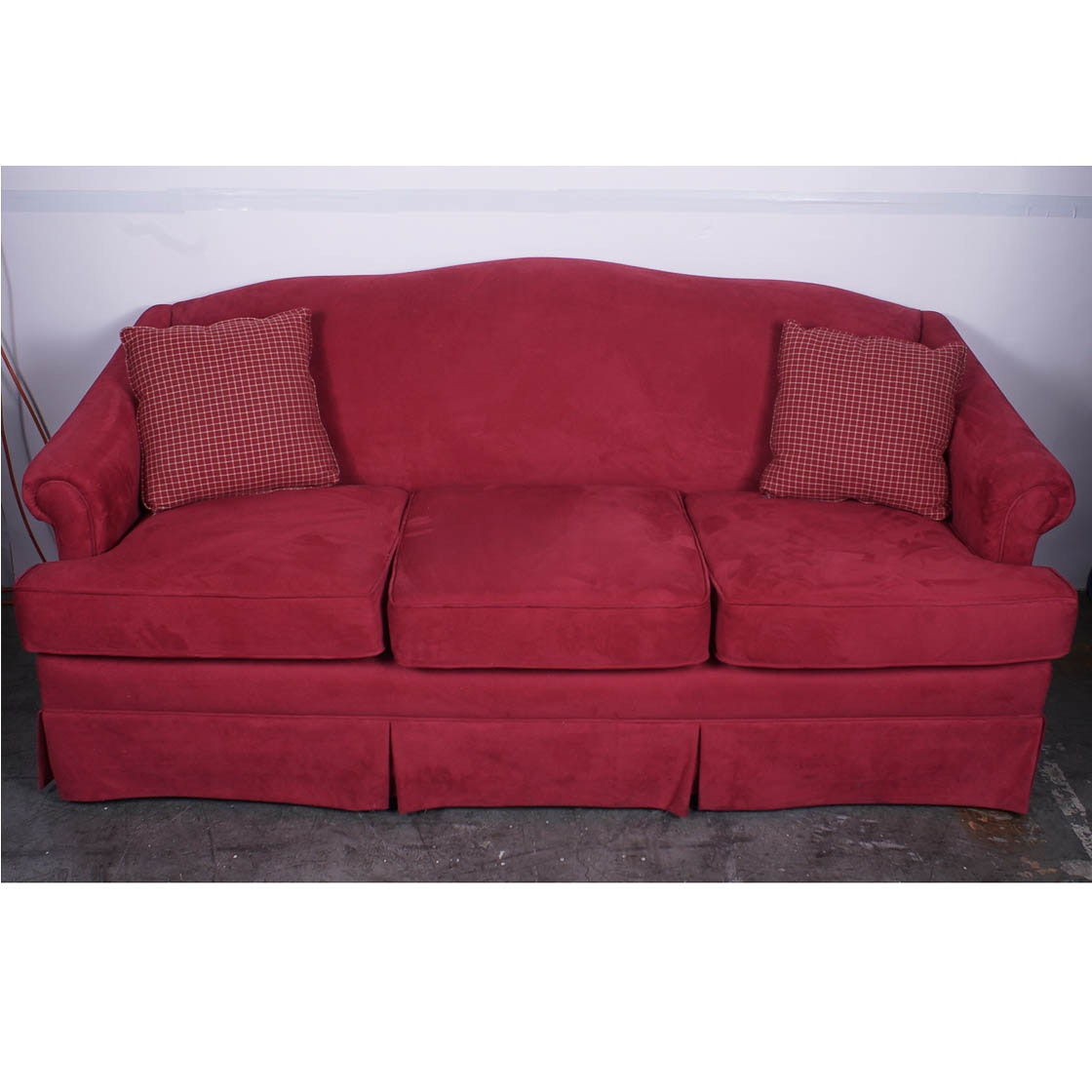 Upholstered Sofa by Sofa Express