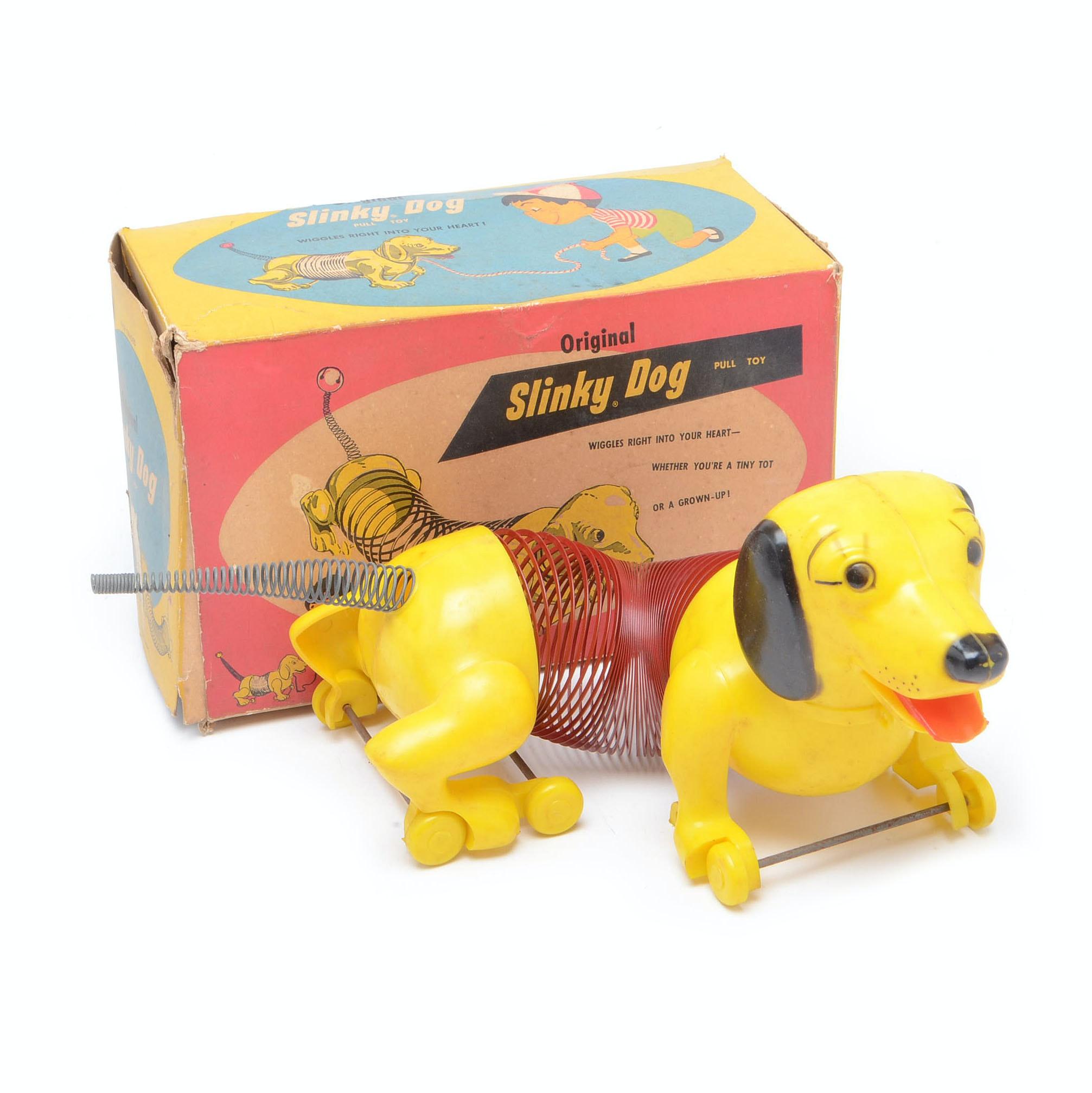 Sterling Auto Sales >> Original Slinky Dog Pull Toy : EBTH