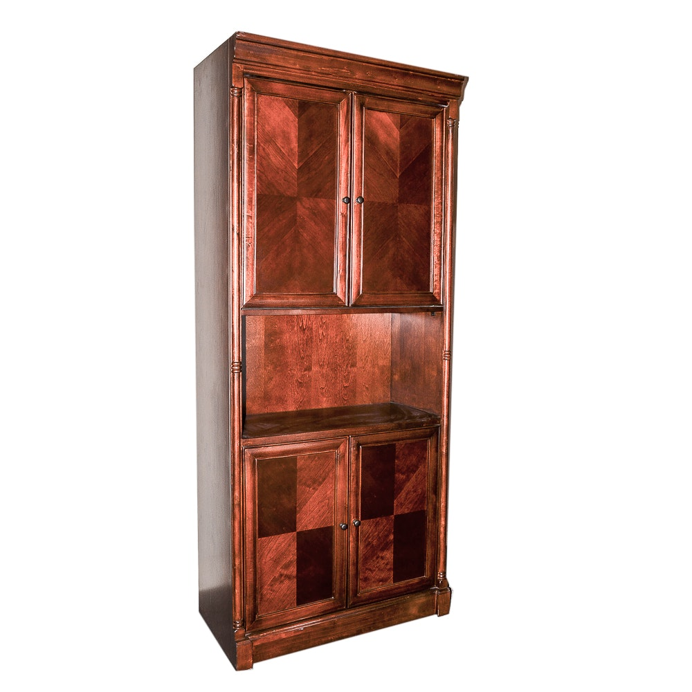 Cherry Finished Cabinet from Martin Furniture