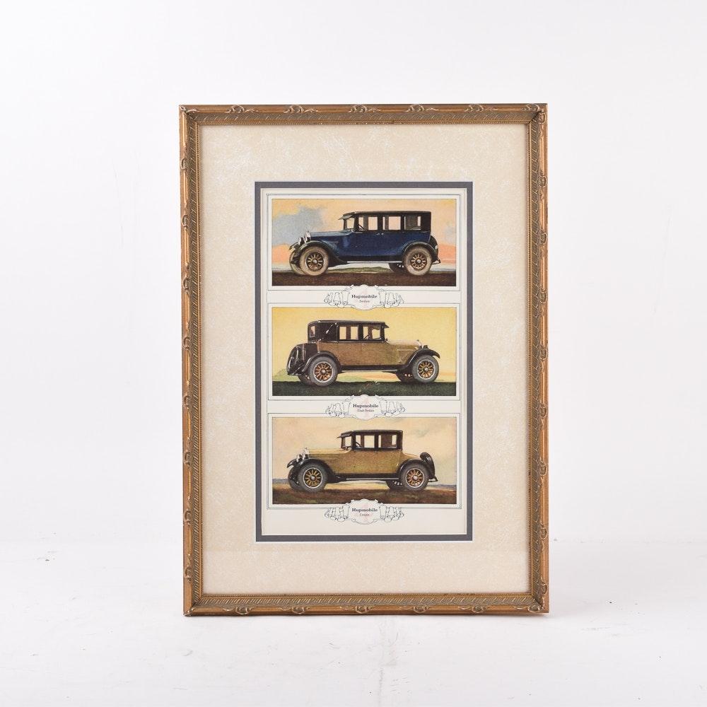 Hupp Motor Car Company Advertisement