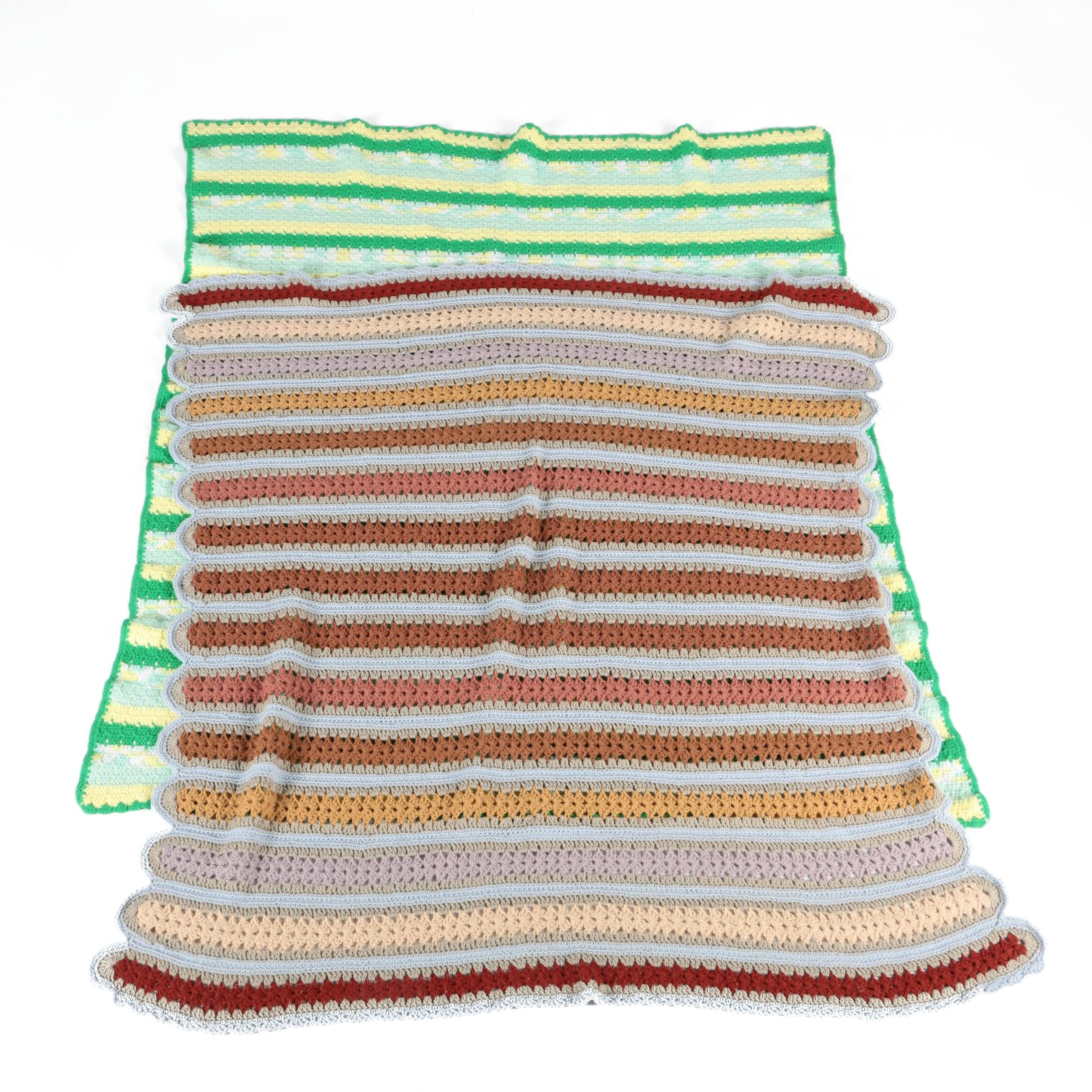 Vintage Hand-Made Throws