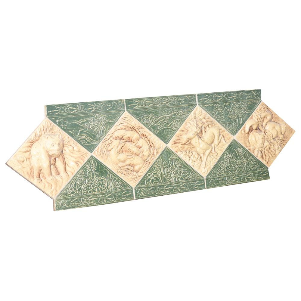 Moulded Custom Tile