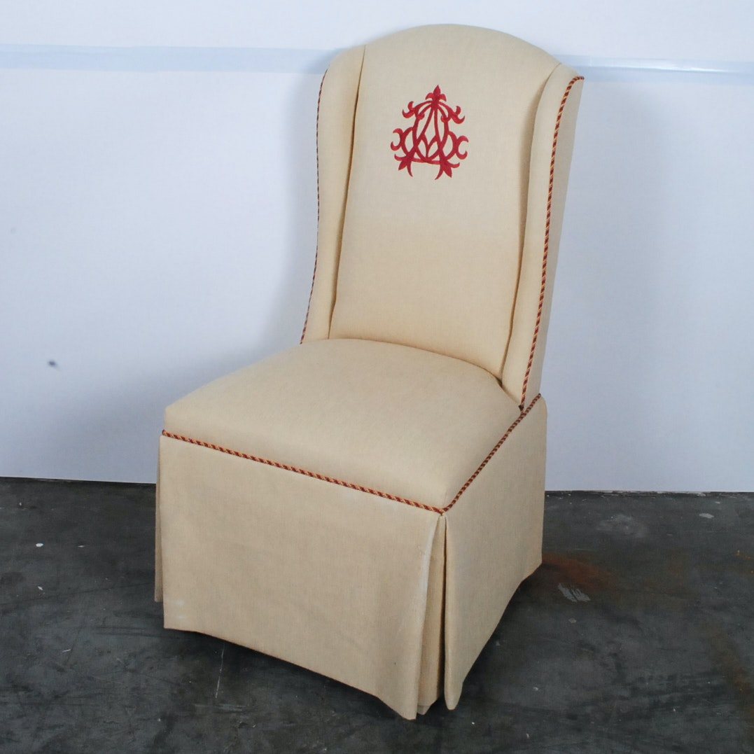 High Back Side Chair