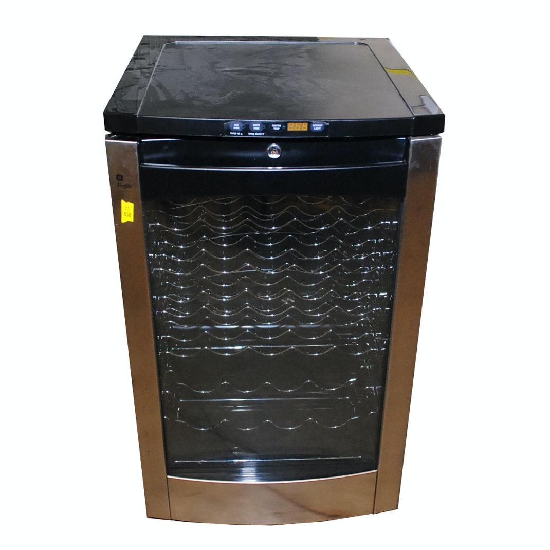 General Electric Profile Wine Refrigerator