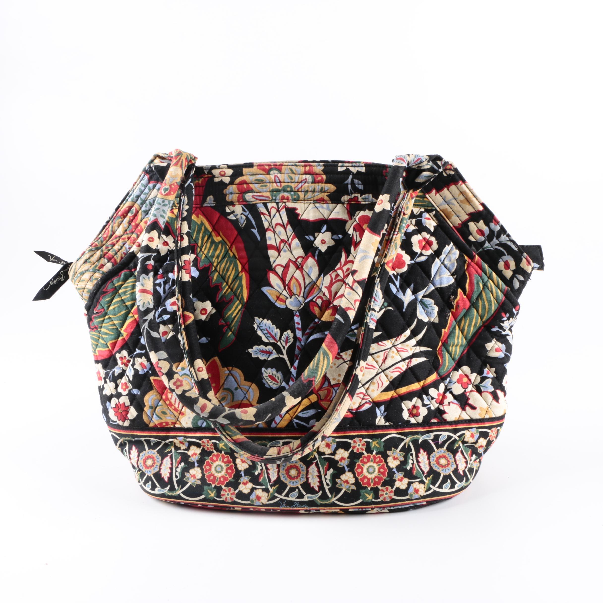 Vera Bradley Versailles Handbag