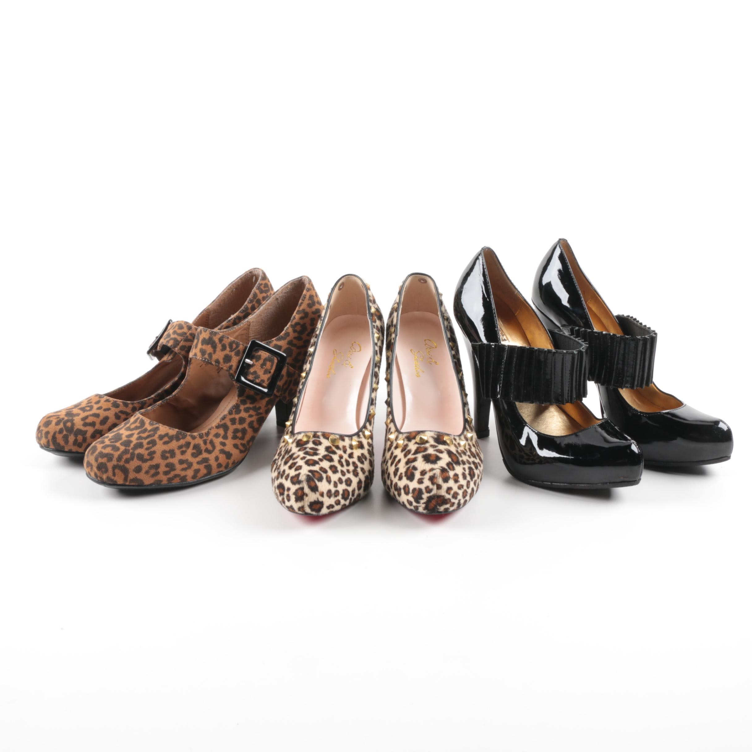 Women's Shoes Including Jaclyn Smith